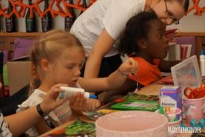 Kinderbetreuung auf einer Firmenveranstaltung in Hamburg DSC00983