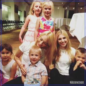 Kinderbetreuung auf einer Hochzeit mit Märchenkinder IMG_2300-1
