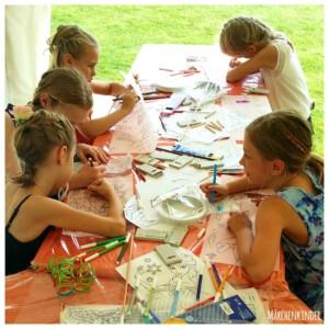 Kinderbetreuung auf einer Hochzeit mit Märchenkinder IMG_2303-1