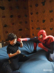 Kindergeburtstag mit Spider Hero WhatsApp Image 2017-08-01 at 12.33.25