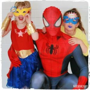 Kindergeburtstag mit Spider Hero und Superhelden IMG_2290-2