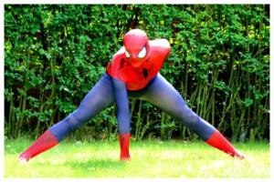 Spider Hero von Märchenkinder IMG_0811a-1