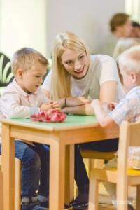 zauberhafte Kinderbetreuung von Märchenkinder
